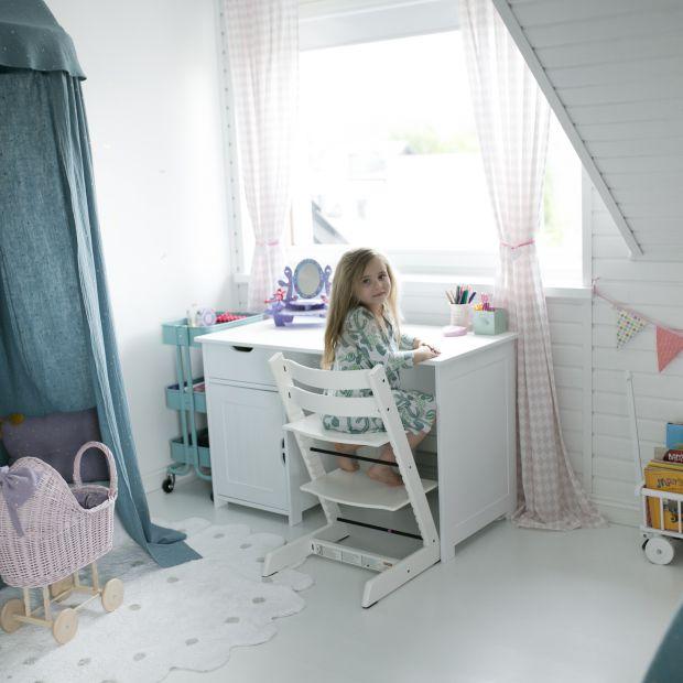 Pokój malucha: postaw na przytulne materiały