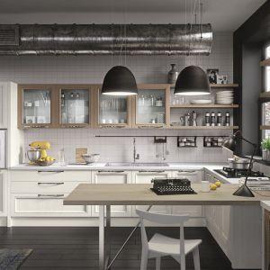 Biała kuchnia w klasycznym stylu. Fot. Home Concept
