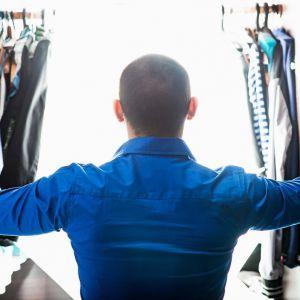 Urządzamy szafy i garderobę dla mężczyzny, Fot. Häfele