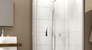 Nowoczesna kabina, dzięki modułowej konstrukcji, pozwala na modyfikowanie wymiarów strefy prysznicowej, stanowiąc mocny element wystroju łazienki - zarówno w standardowych, jak i wyjątkowo przestronnych wnętrzach.