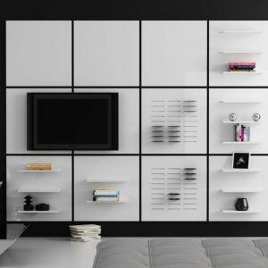 Biblioteczka Panel Walls. Fot. Rosanero