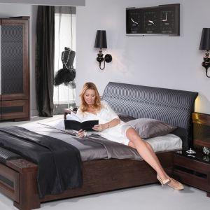 Sypialnia Corino. Fot. Mebin