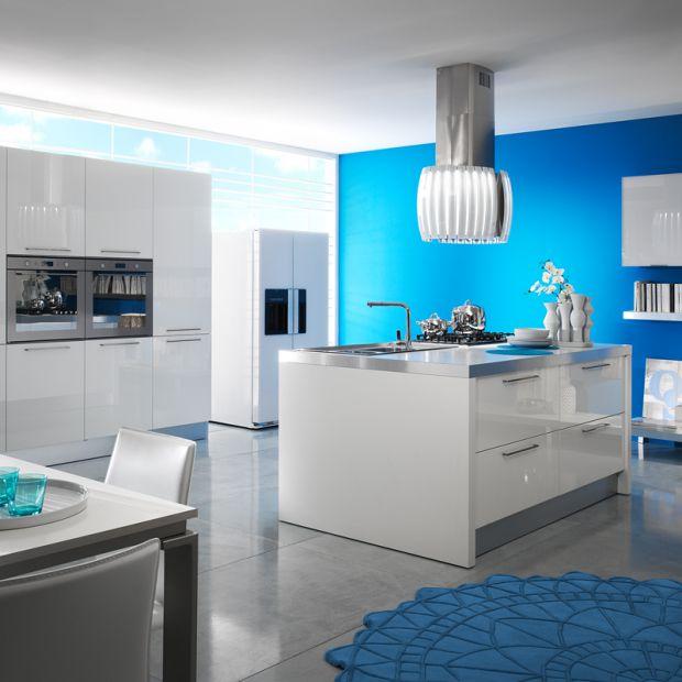 5 pomysłów na błękit w kuchni