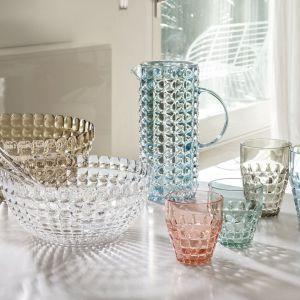 Kolekcja naczyń do serwowania z melaminy Tiffany. Fot. Guzzini