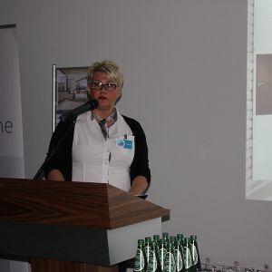 Renata Węgrower, doradca architekta i dewelopera Elements