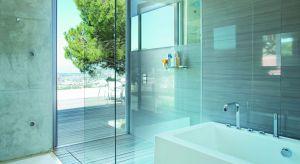 Utrzymanie idealnego porządku w łazience to nie lada wyzwanie, zwłaszcza w kabinach prysznicowych narażonych na powstawanie osadów z kamienia, zacieków oraz zabrudzeń.