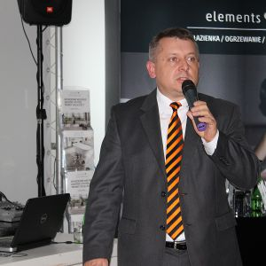 Damian Gawron, general manager Palette CAD
