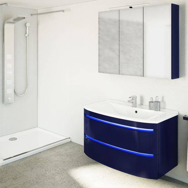 Kolor w łazience: zobacz modne wnętrza