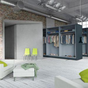 Garderoba Loft/Malow. Produkt zgłoszony do konkursu Dobry Design 2018