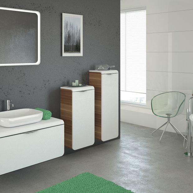 Szara łazienka - tak modnie ją urządzisz