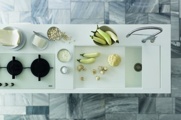 Blaty kuchenne: pomysły na aranżację kuchni