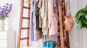 Jeśli szukasz prostego rozwiązania, które pomieści Twoje ubrania i dodatki, ten projekt jest dla Ciebie!