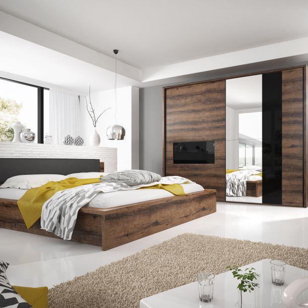 12 pomysłów na szafę w sypialni
