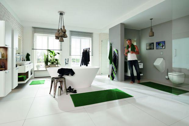 Łazienka z wanną wolno stojącą: piękne zdjęcia