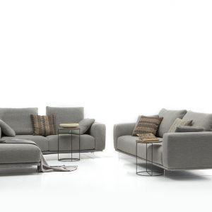 Sofa Crystal/olta. Produkt zgłoszony do konkursu Dobry Design 2018.