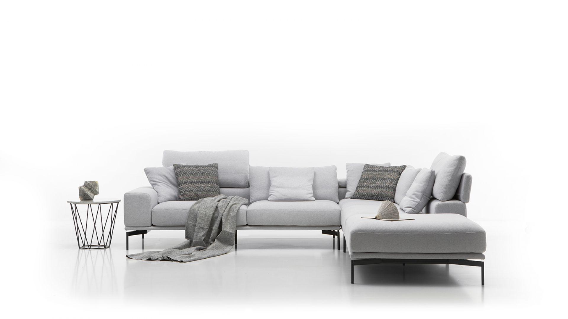 Sofa Topaz/olta. Produkt zgłoszony do konkursu Dobry Design 2018.