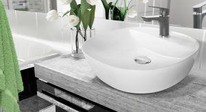 Armatura w ciemnych, głębokich kolorach to wciąż niecodzienny widok w łazienkach. Tymczasem detale w odcieniach czerni lub szarości to prosty i niezawodny sposób na wprowadzenie do wnętrza niewymuszonej elegancji i nuty oryginalności.