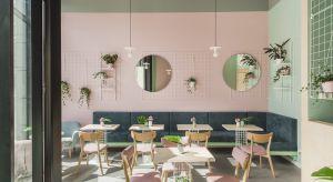 Wypiekarnia to nowa kawiarnia w Poznaniu, przy. ul. Kościelnej. Wnętrze zostało zaprojektowane przez Urszulę Kaczmarek Ula Kaczmarek i Enode Studio, za projektem wyposażenia stoi Belmam.