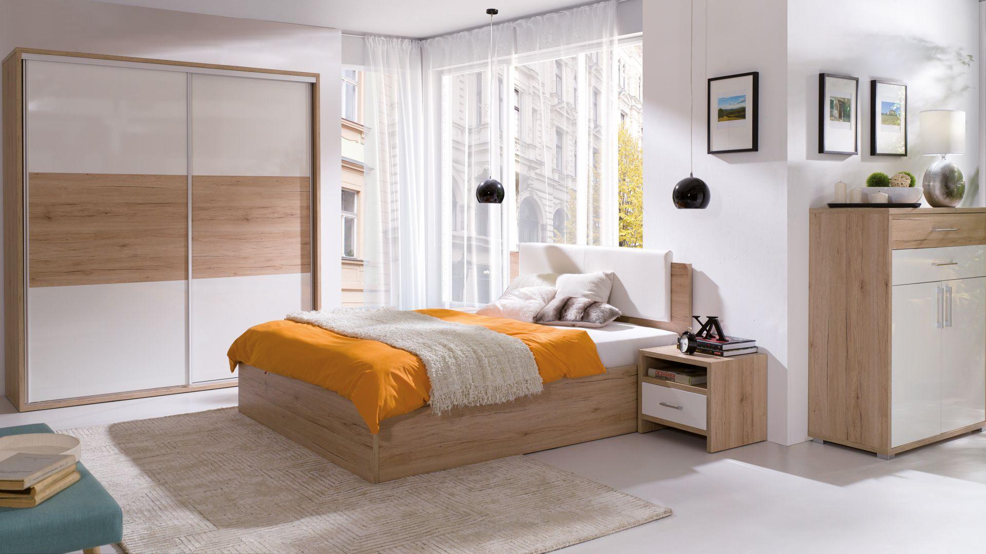 Sypialnia Pola. Fot. Wajnert Meble