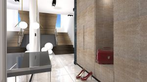 projekt eleganckich schodów