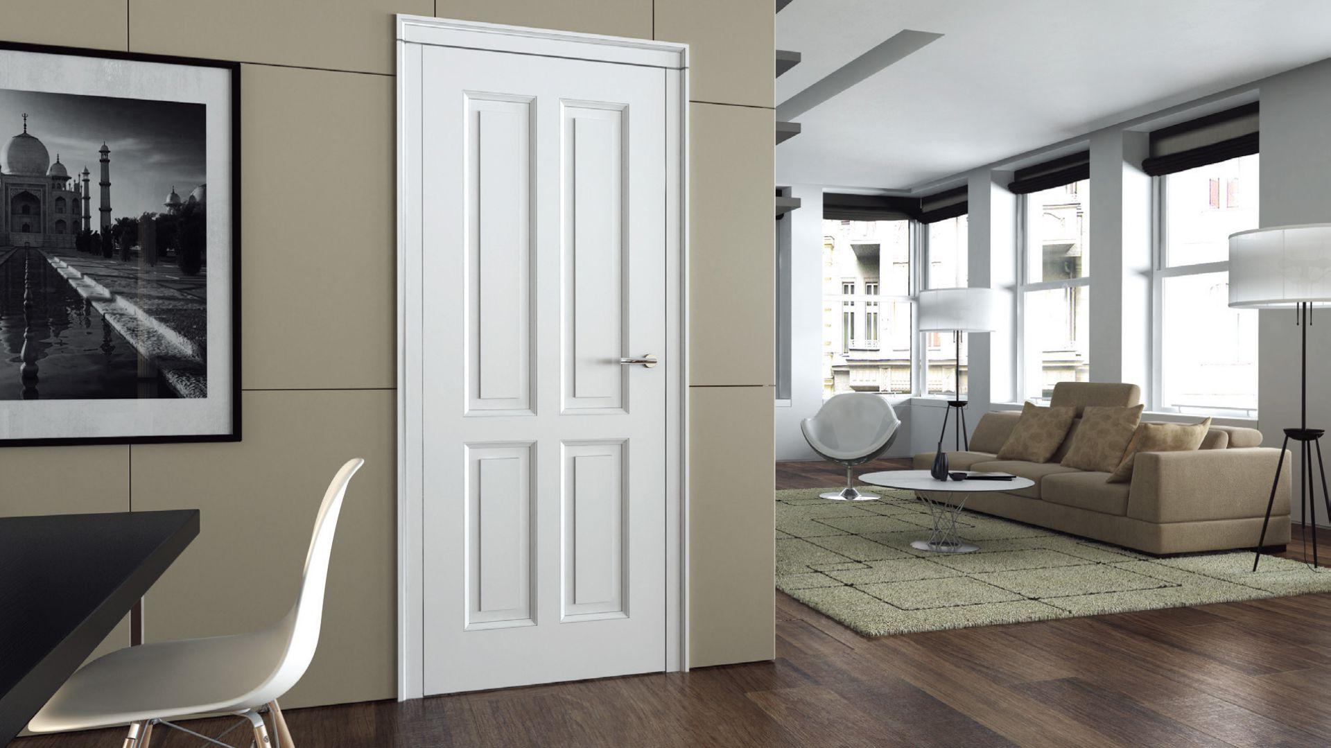 Drzwi Desigio Concore/RuckZuck. Produkt zgłoszony do konkursu Dobry Design 2018.
