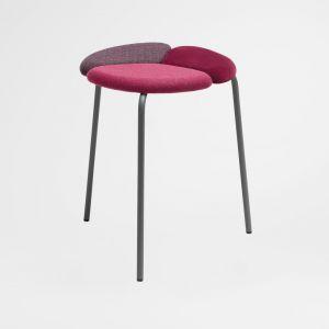 Stołek Patch/Kinnarps. Produkt zgłoszony do konkursu Dobry Design 2018.