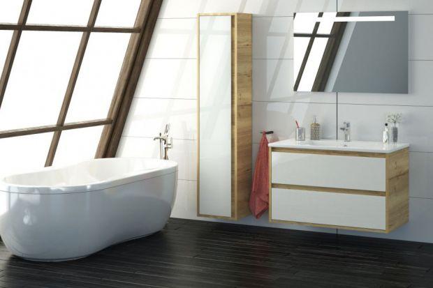 10 pomysłów na białą łazienkę