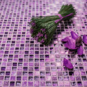 Modne aranżacje: kolorowe fugi. Fot. Sopro