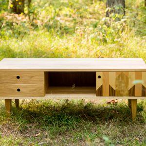 Komoda Puzzle. Fot. Wood&Paper