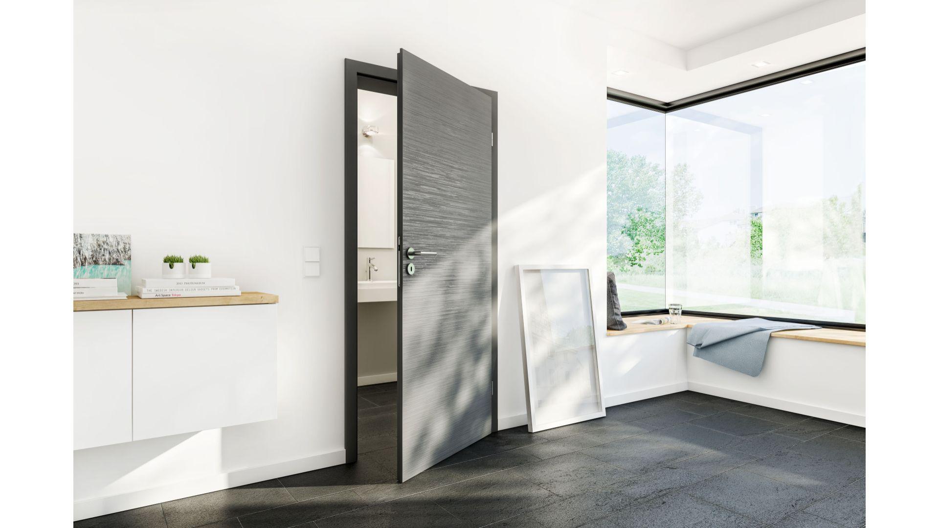 Drzwi wewnętrzne ConceptLine/Hörmann. Produkt zgłoszony do konkursu Dobry Design 2018.