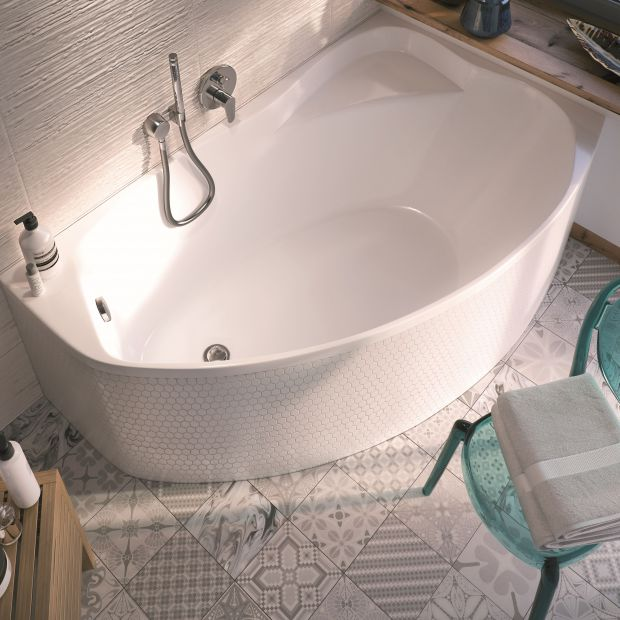 Nowoczesna łazienka - elementy retro dodadzą charakteru