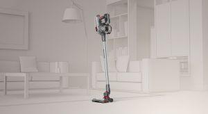Wszechstronny, ergonomiczny, lekki, zaawansowany technologicznie odkurzacz powstał po to, aby ułatwić czyszczenie każdej powierzchni; od podłogi aż po sufit.