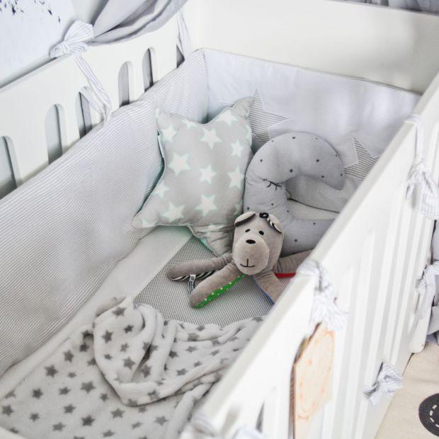 Pokój dla niemowlaka: postaw na styl skandynawski