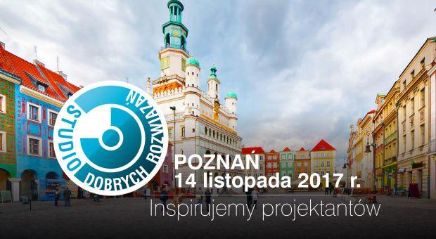 Kolejna odsłona Studia Dobrych Rozwiązań. Tym razem zapraszamy do Poznania!