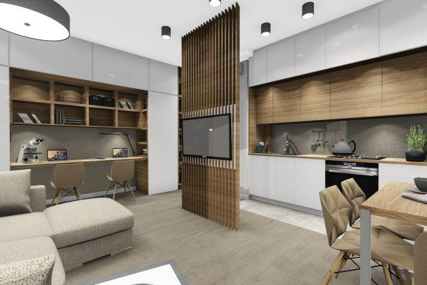 Funkcjonalne mieszkanie w Białymstoku