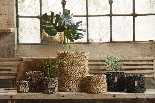 Wnętrze w stylu eko - awangardowe dodatki z recyklingu