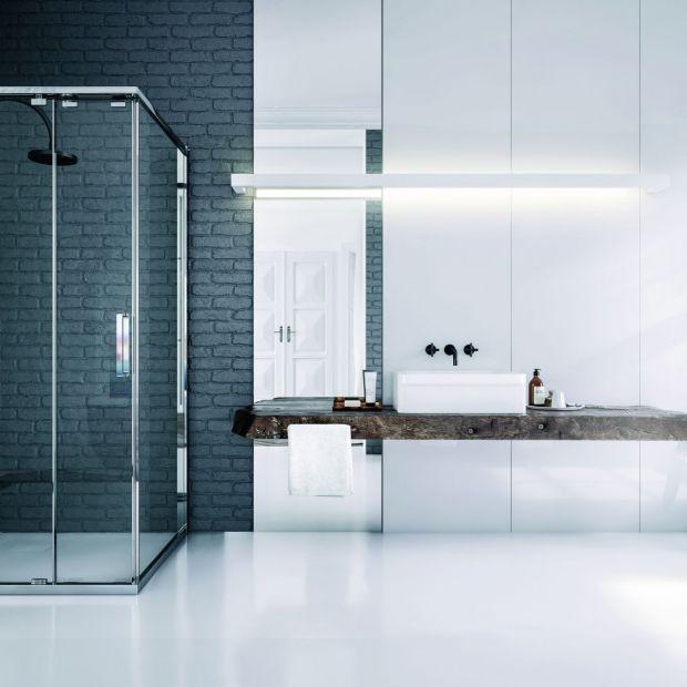 Kabina prysznicowa: walk-in czy z brodzikiem?
