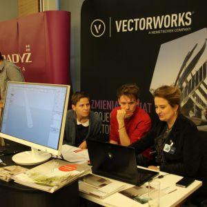Stoisko marki Vectorworks