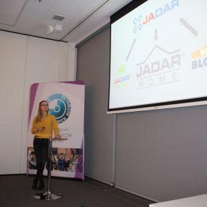 Prezentacja marki Jadar prowadzona przez Monikę Midziałek