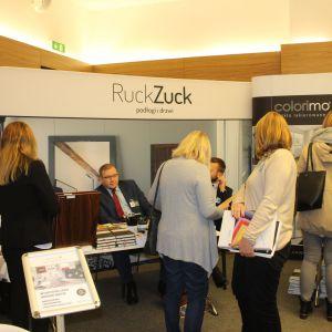 Stoisko firmy Ruck-Zuck