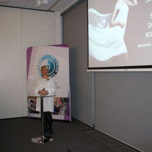 Prezentacja marki Elements prezentowana przez Martę Kolasińską