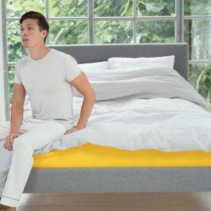 eve Sleep prezentuje nowe łóżko. Fot. eve Sleep
