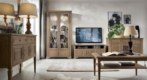 Kolekcja Parma to propozycja dla osób poszukujących kompromisu pomiędzy klasyczną elegancją a romantyzmem rustykalnych wnętrz.