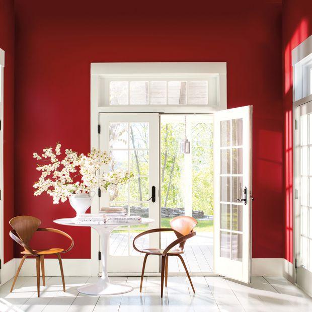 Czerwień - kolorem roku 2018. Zobacz jak się prezentuje