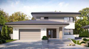 Korso 2 to projekt reprezentacyjnego domu piętrowego o powierzchni 175 mkw, przeznaczonego dla 4-osobowej rodziny. Jest to typowo miejska rezydencja o nowoczesnym wyglądzie i optymalnej powierzchni użytkowej.