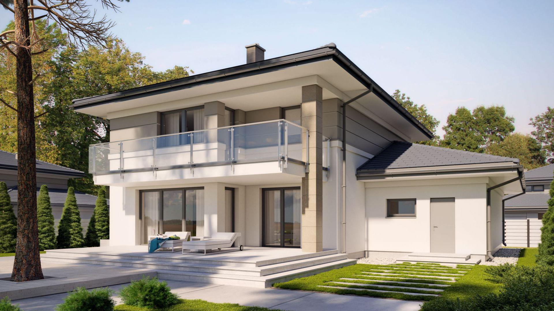 Piękny Piętrowy Dom Idealny Dla Rodziny