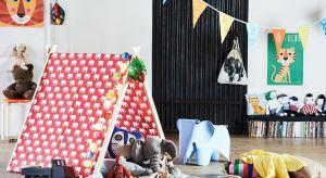 Wykonanie namiotu to niewiele wysiłku, natomiast radość dziecka może być ogromna. Zobacz, jak wykonać rewelacyjną zabawkę samemu.<br /><br /><br /><br />