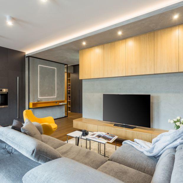 Mieszkanie w stylu loft - piękny projekt wnętrza