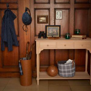 Wnętrza w stylu brytyjskim. Fot. Tchibo