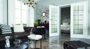 Nowy charakter drzwi VINCI to nowoczesność dla każdego. Produkt zgłoszony do konkursu Dobry Design 2018.